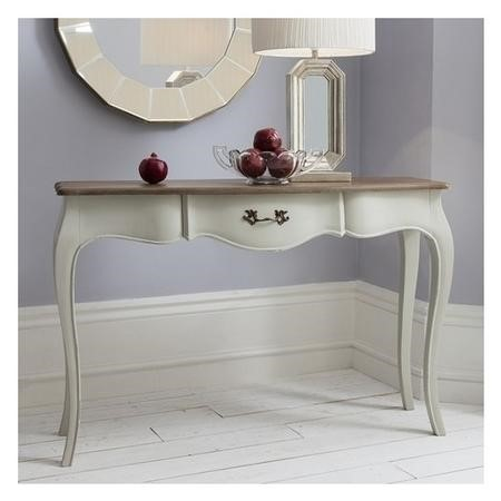Maison Dressing Table Light Grey