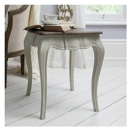 Maison BedsideTable Light Grey
