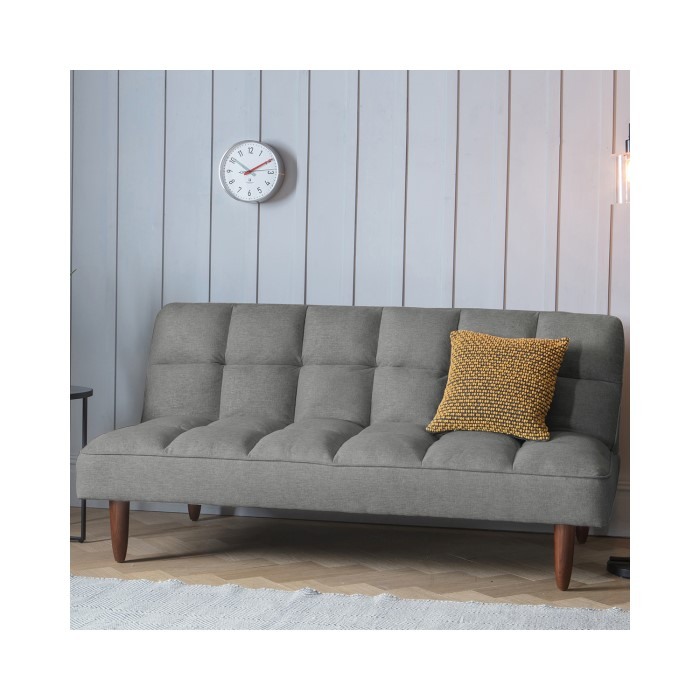 Forskjellige Gallery Oslo Upholstered Sofabed Frost Grey | Furniture123 ZL-83