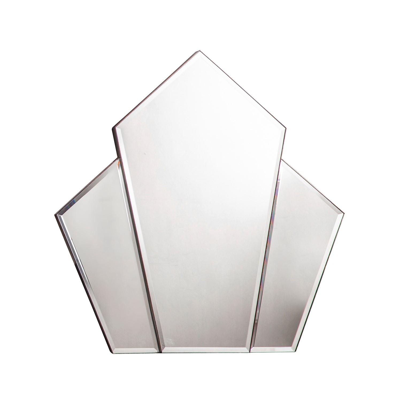 Gallery Voiste Art Deco Mirror In Bronze Furniture123