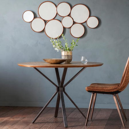 Gallery Barnes Round Dining Table