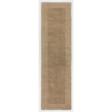 Natural Beige Hallway Runner Rug 60x230cm - Flair Siena