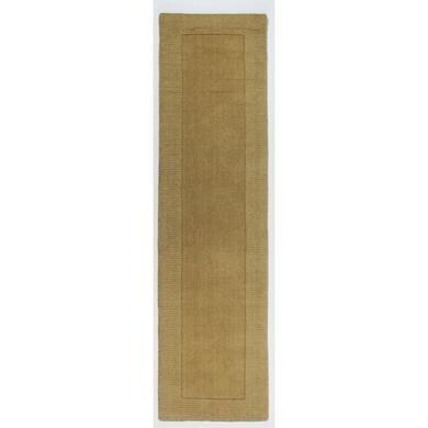 Ochre Hallway Runner Rug 60x230cm - Flair Siena