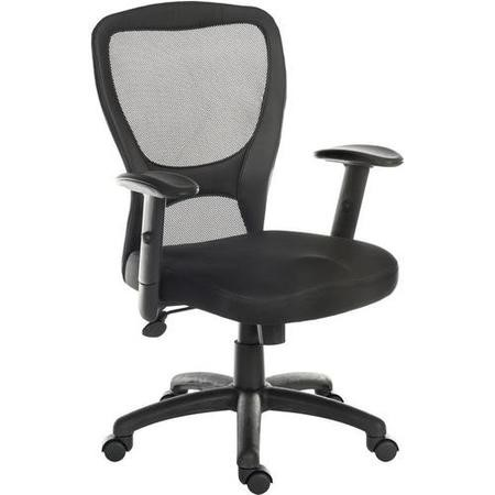 Mistral Office Chair in Black Mesh