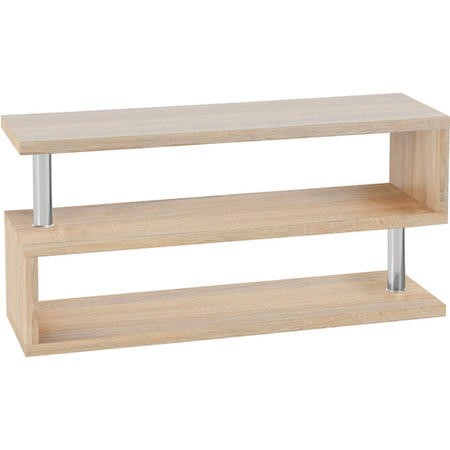 Charisma TV Stand in Light Oak Effect