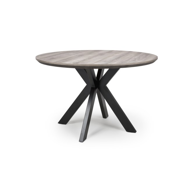 Liberty Grey Round Dining Table