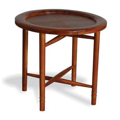 GRADE A1 - Signature North Teak Side Table