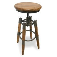 Signature North Industrial Swivel Stool