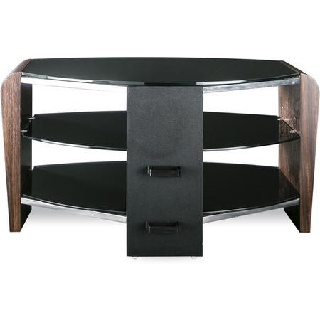 Alphason FRN800/3-W Francium Walnut TV Stand
