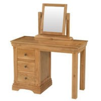Heritage Furniture Bayonne Oak Dressing Table