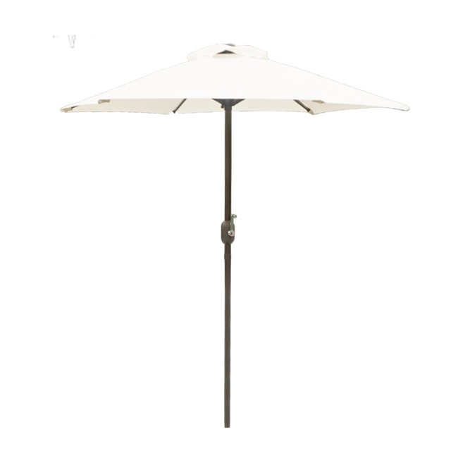 Large 2x2m Cream Parasol