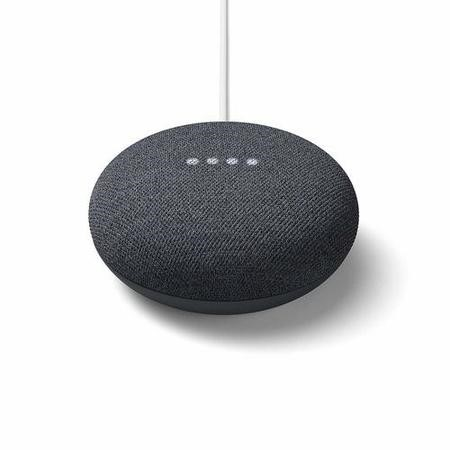 Google Nest Mini 2nd Gen - Charcoal