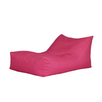 Bonkers Relaxer Bean Chair In Pink