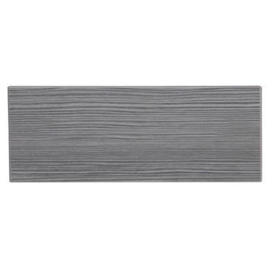 One Call Furniture Avola Premium Plus Double Headboard in Grey