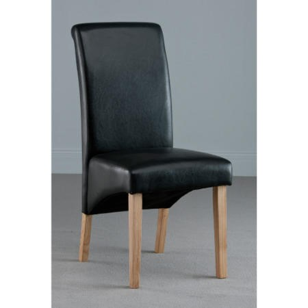 World Furniture Henley Dining Chair in Black