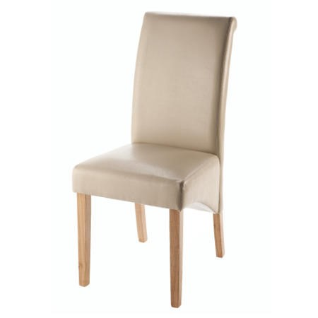 World Furniture Henley Dining Chair in Ivory
