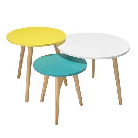LPD Hove Set of 3 Tables