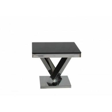 Wilkinson Furniture Harper End Tables In Black