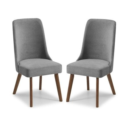 Julian Bowen Huxley Pair of Dining Chairs