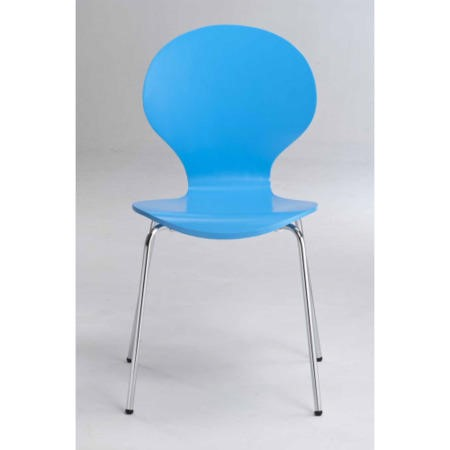 LPD Limited Ibiza Chairs Set Of 4 In Blue