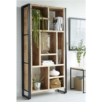 Photo of Industrial shelving unit/bookcase - cosmo range