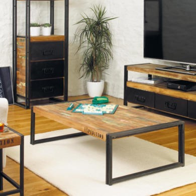 Baumhaus Urban Chic Large Coffee Table