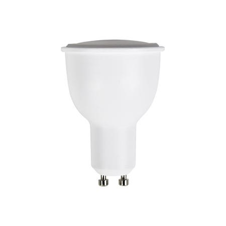 electriQ Smart Lighting dimmable colour Wifi Bulb GU10 spotlight fitting - Alexa & Google Home compatible