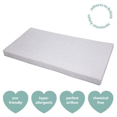 Spring cot bed mattress - standard size - jamie