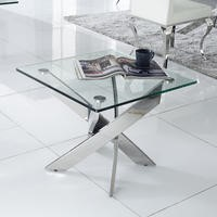 Wilkinson Furniture Kalmar Glass End Table