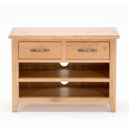 Wilkinson Furniture Klara Small Tv Unit In Oak Furniture123