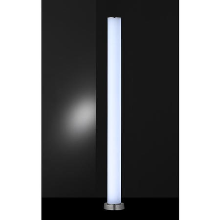 Floor Lamp with Colour Changing LED's - Glenn