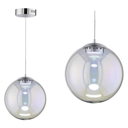 Small Pendant Light with Bubble Effect - Grace