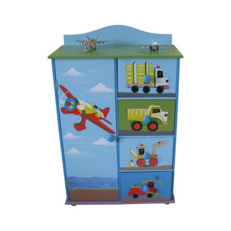 Liberty House Toys Transport Cabinet U0026amp; Drawers