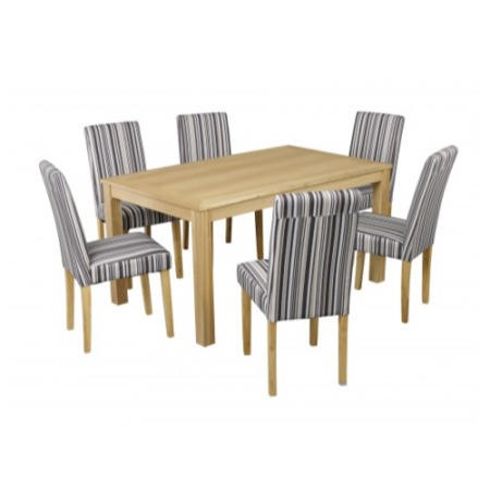 LPD Linden Wood Dining Table