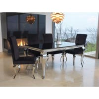 GRADE A1 - Wilkinson Furniture Louis 200cm Dining Table