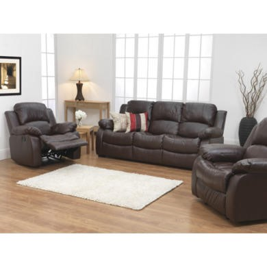 Wilkinson Furniture Luici Brown Armchair Recliner