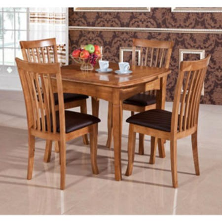Furniture link malaga dining table in maple furniture123 - Furniture malaga ...