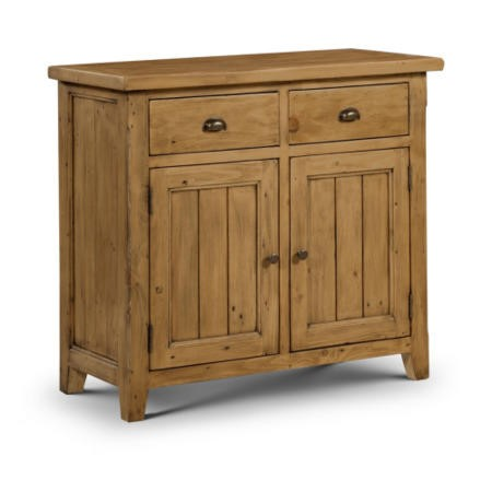 Julian bowen mayflower small sideboard in pine furniture123 for May company furniture