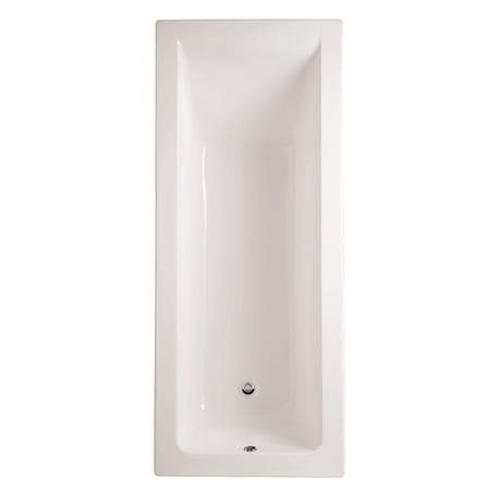 RAK Ceramics Metropolitan Single Ended Acrylic Bath - 1800 x 800mm
