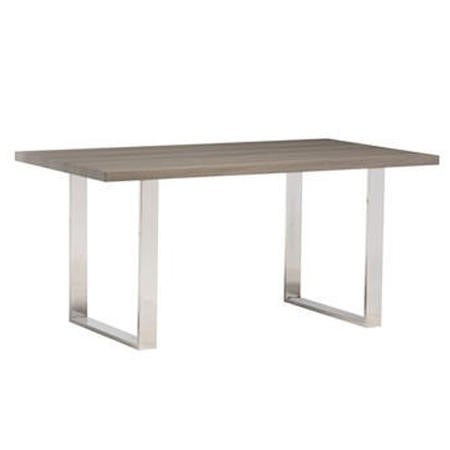 Naples 1.6m Dining Table in Grey