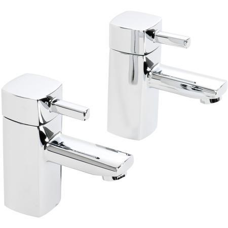 Tusk Pair of Bath Taps