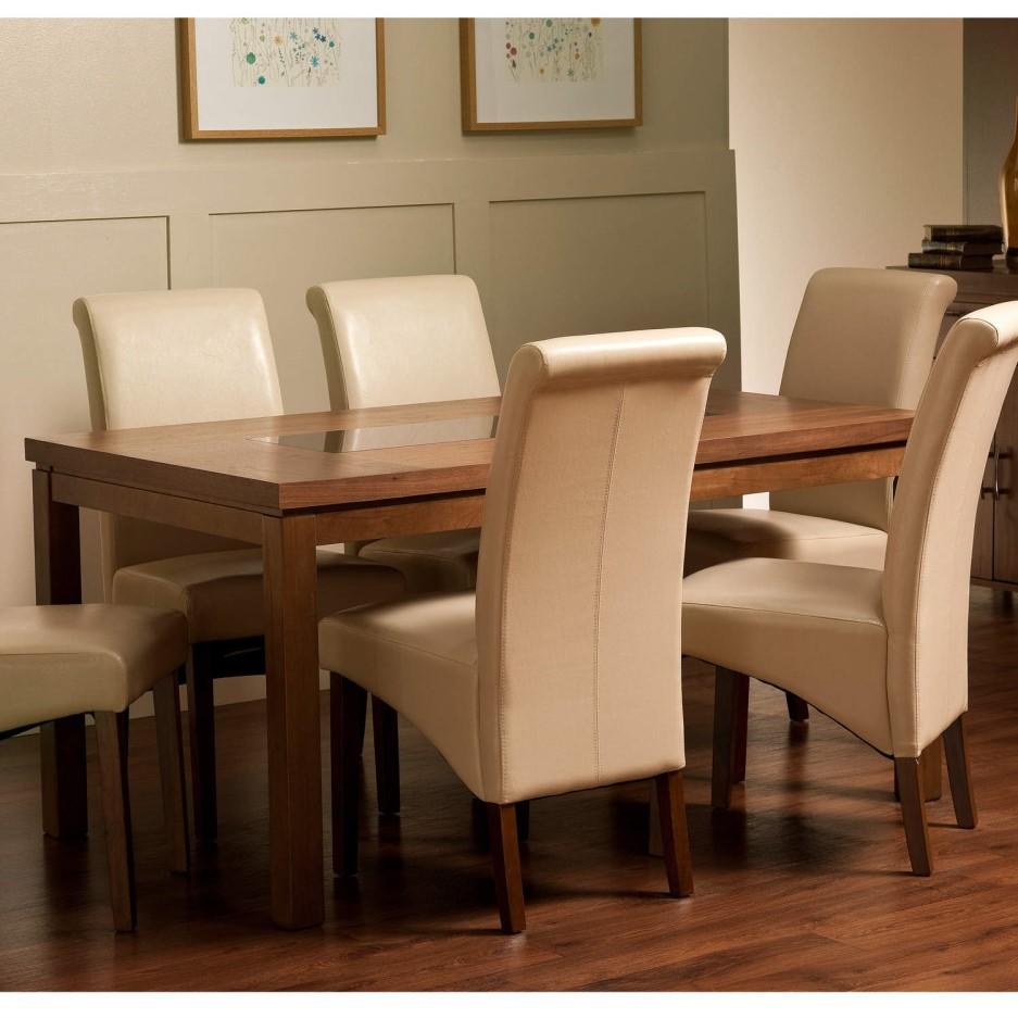 World Furniture Nevada Small Walnut Dining Table