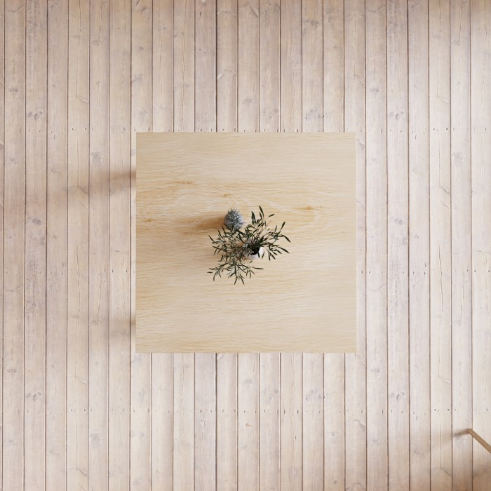 New Town Flip Top Oak Dining Table Farmhouse Style