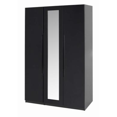 One Call Furniture Legato 3 Door Wardrobe