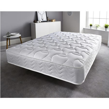 Ortho Small Single Pocket Sprung Mattress
