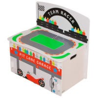 Kidsaw Playbox Racer F1 In White