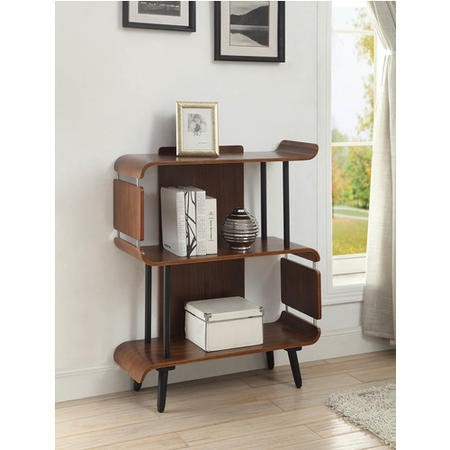 Jual Furnishings Vienna Walnut Short Bookcase