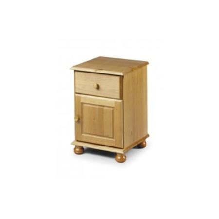 Grade a1 julian bowen pickwick 1 drawer and 1 door for Furniture 123 code