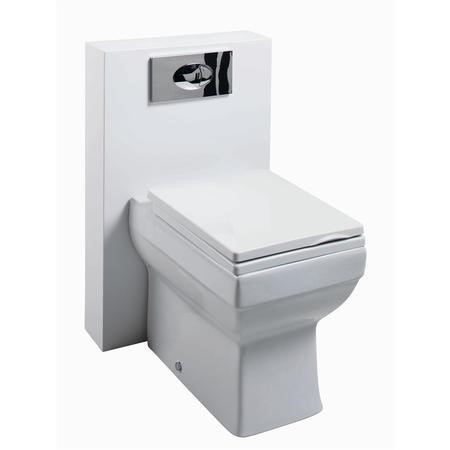 large square toilet seat. Polymarble Back To Wall WC Toilet Unit  Includes Square Heavy Duty Seat View Larger Image