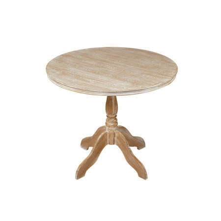 LPD Provence Dining Table in Weathered Oak